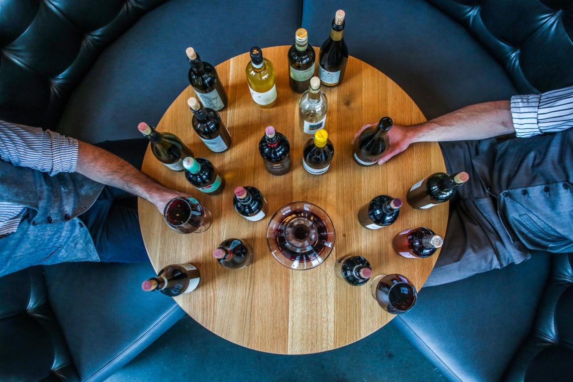 Prova de vinhos do Algarve