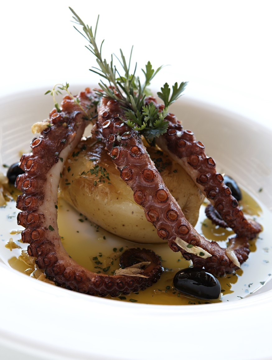Don't miss: Octopus Lagareiro-style