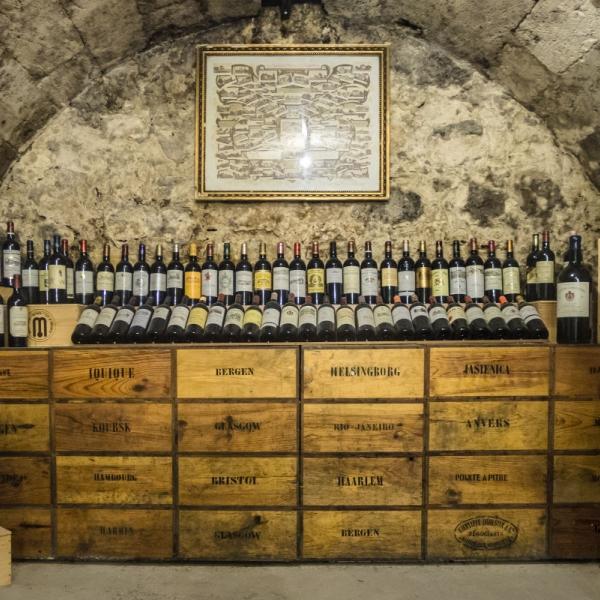 Nossos vinhos